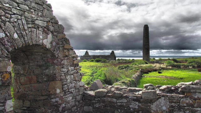 focus_keyword} - 360 - The Islands of Ireland: Scattery Island off Kilrush Co Clare