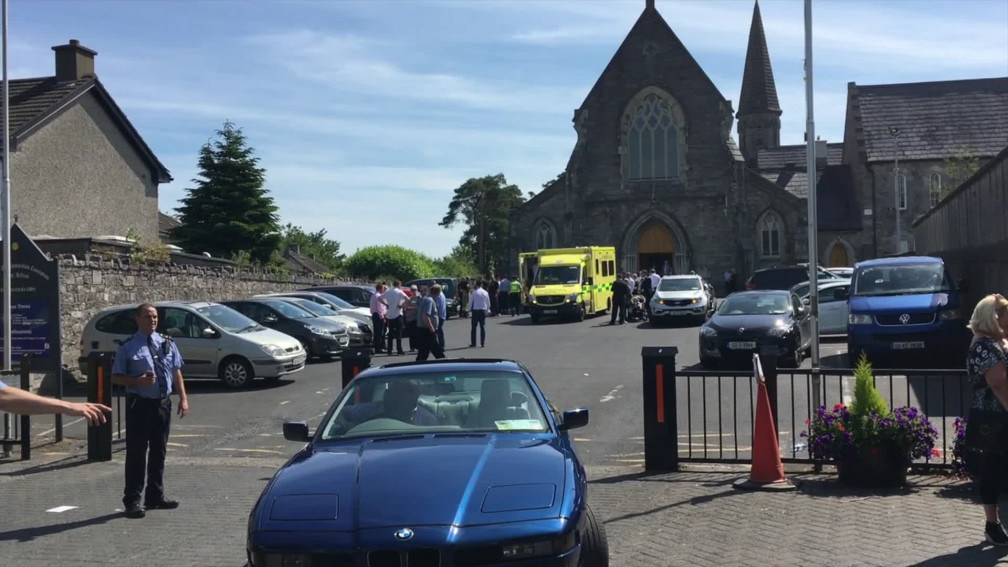 609dde2ac9 Clondalkin  Priest thought to have had heart attack before collision leaves  7 injured - 2 critically