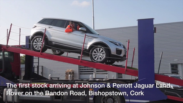 Johnson and Perrott opens country's 'largest and finest' showroom in Bishopstown