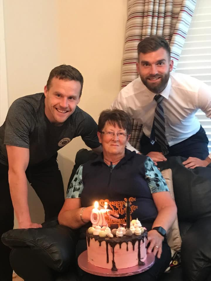 Watch Mayo Granny Gets Birthday Surprise Visit From Aidan Oshea
